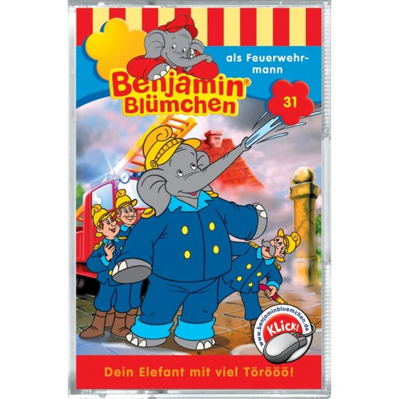 Folge 031: als Feuerwehrmann als Hörbuch