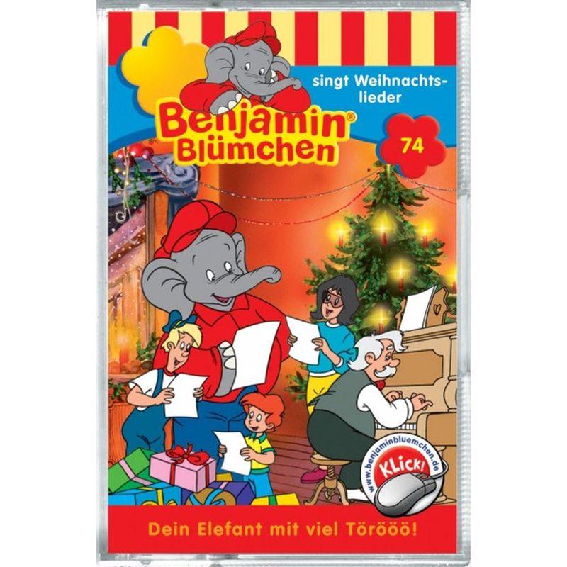 Folge 074: singt Weihnachtslieder als Hörbuch