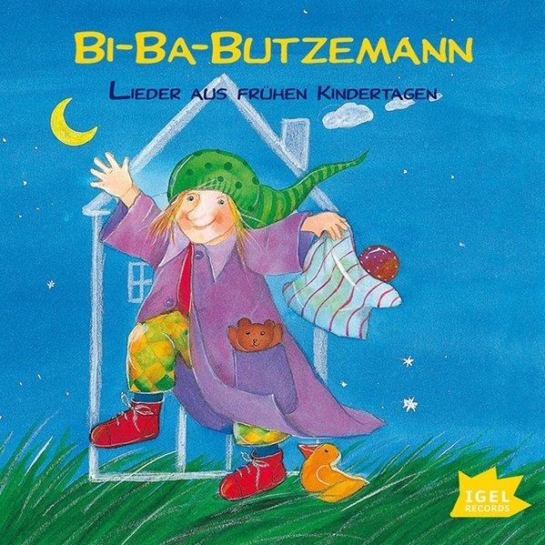 Bi-Ba-Butzemann als CD