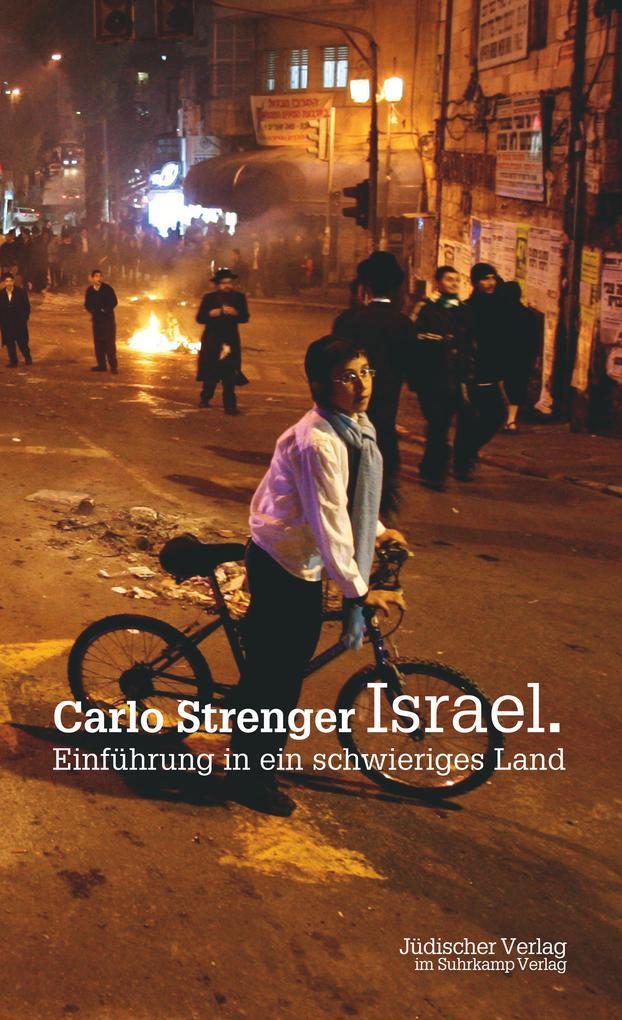 Israel als Buch (kartoniert)