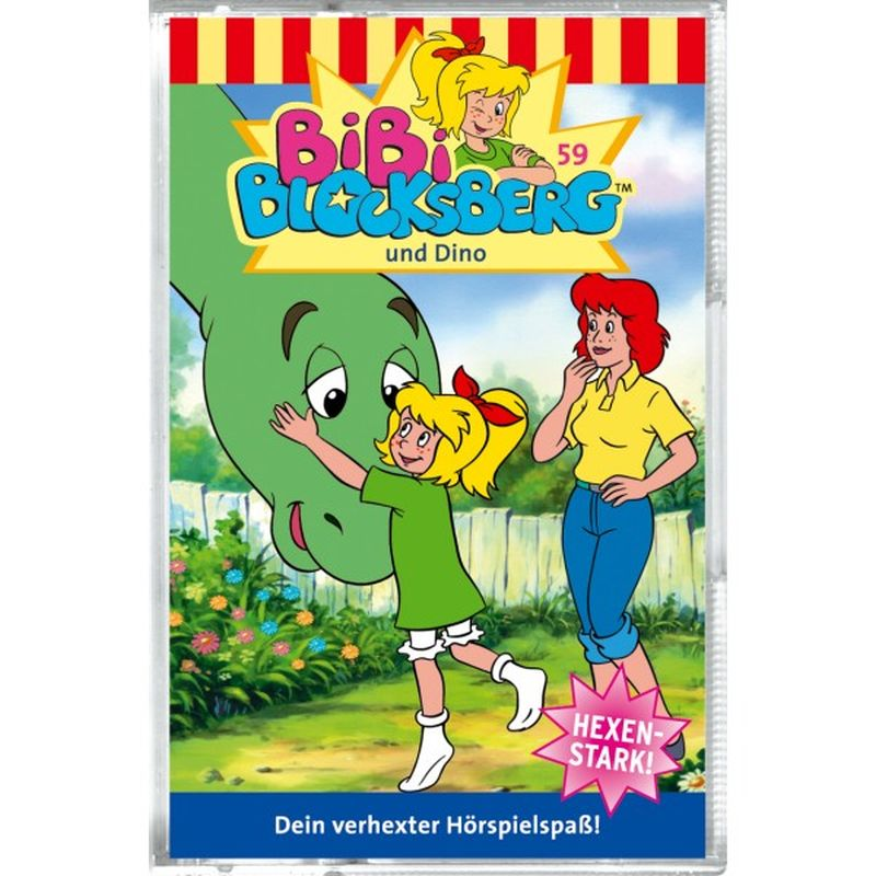 Bibi Blocksberg: Folge 059:...und Dino als CD