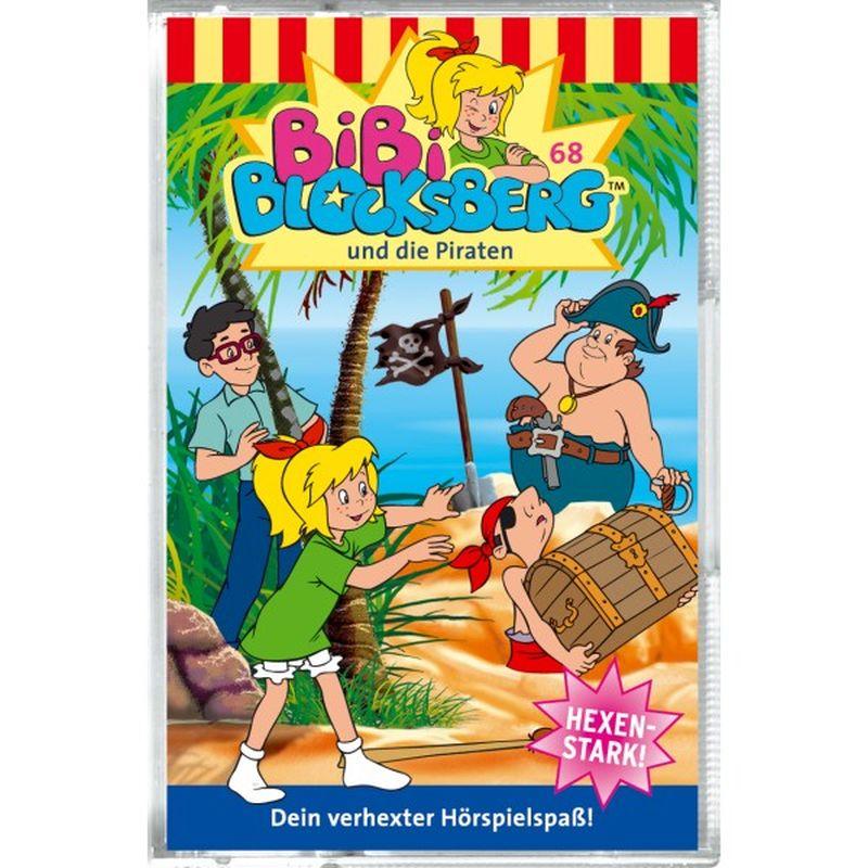 Bibi Blocksberg: Folge 068:...und Die Piraten als CD