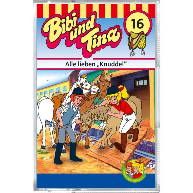 Folge 16: Alle Lieben Knuddel als Hörbuch