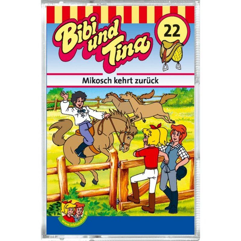 Bibi & Tina: Folge 22: Mikosch kehrt zurück als CD