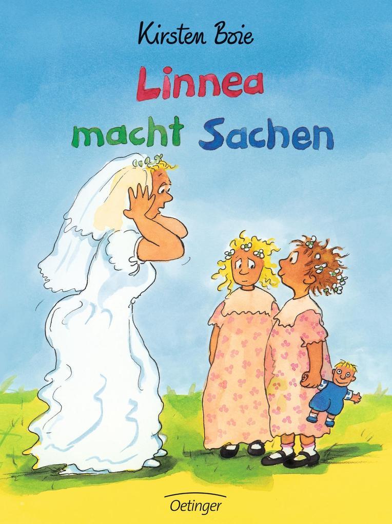 Linnea macht Sachen als Buch