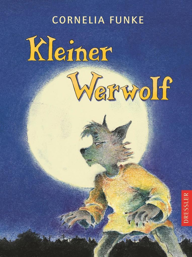 Kleiner Werwolf als Buch