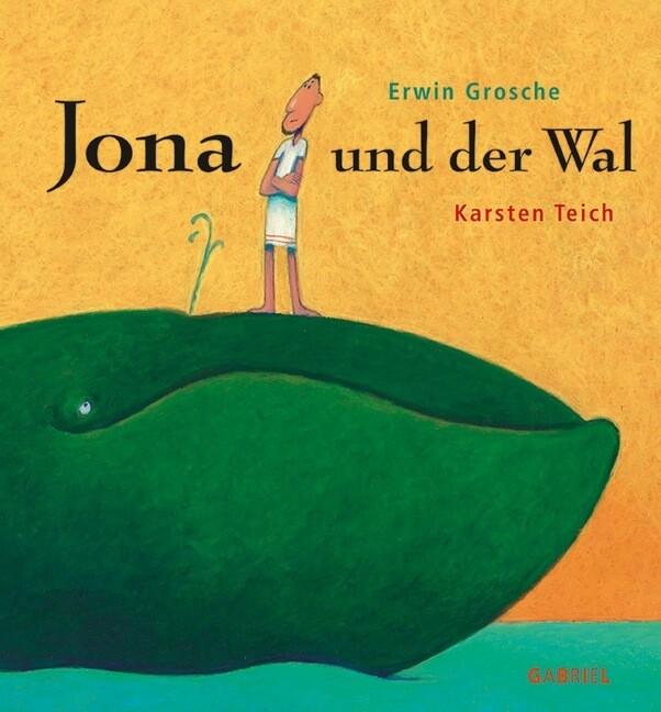 Jona und der Wal als Buch