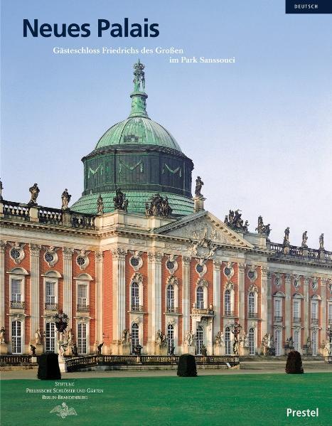 Neues Palais im Park Sanssouci als Buch