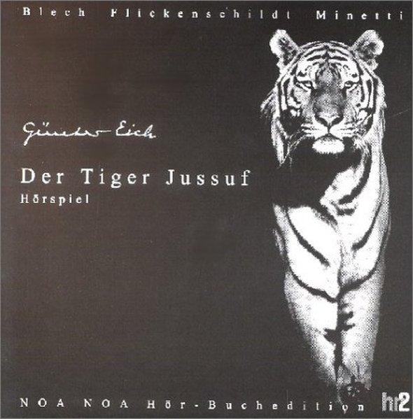 Der Tiger Jussuf als Hörbuch