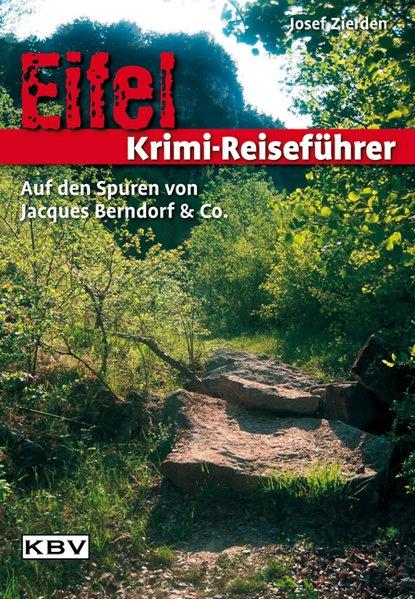 Eifel Krimi-Reiseführer als Buch