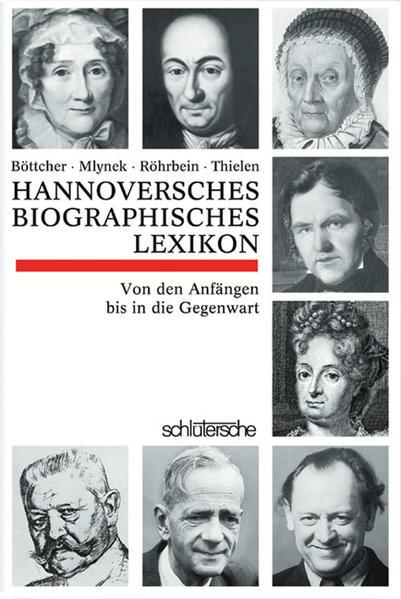 Hannoversches Biographisches Lexikon als Buch