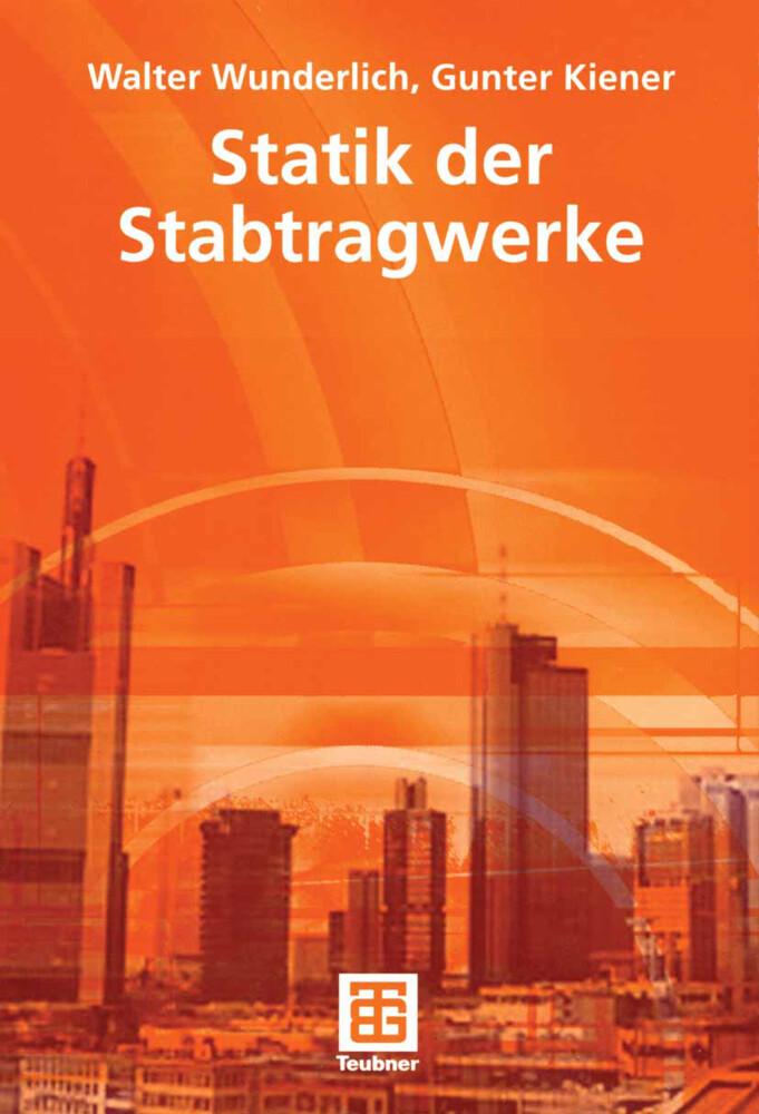 Statik der Stabtragwerke 1 als Buch