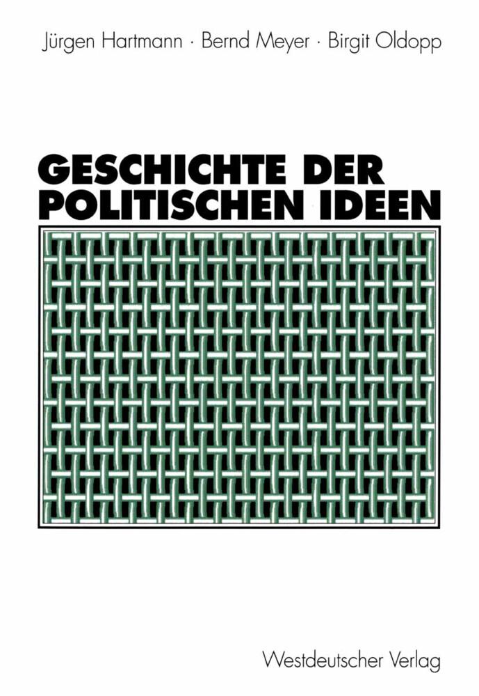 Geschichte der politischen Ideen als Buch