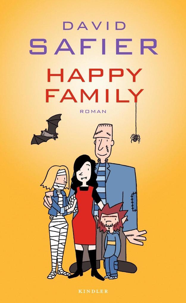 Happy Family als Buch von David Safier