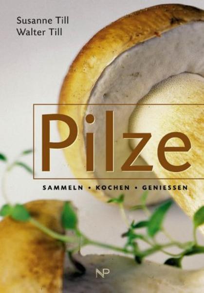 Pilze als Buch