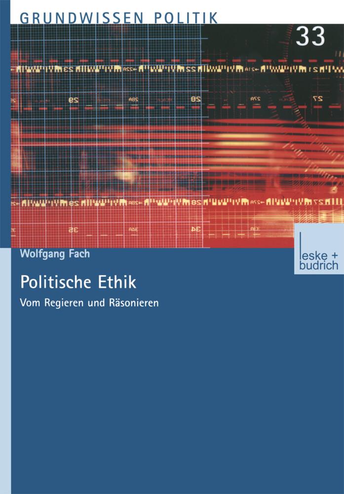 Politische Ethik als Buch