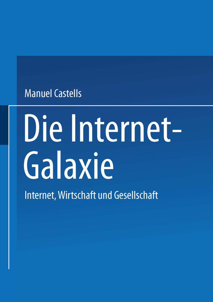 Die Internet-Galaxie als Buch