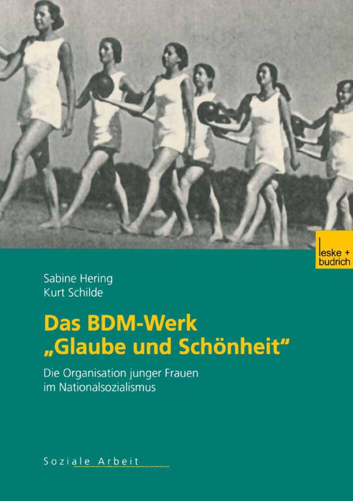 """Das BDM-Werk """"Glaube und Schönheit"""" als Buch"""