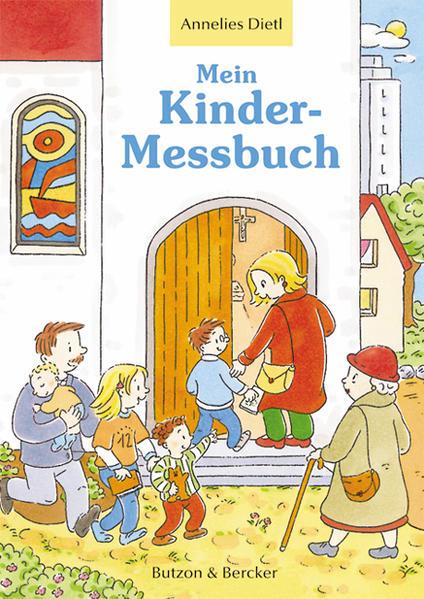 Mein Kinder-Messbuch als Buch