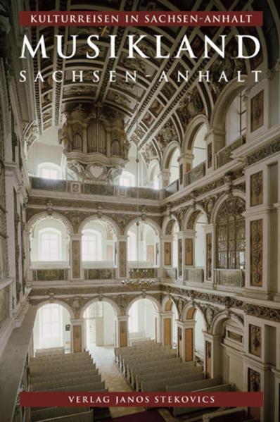 Musikland Sachsen-Anhalt als Buch