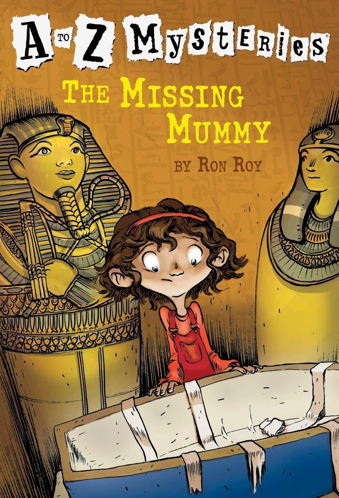 The Missing Mummy als Taschenbuch