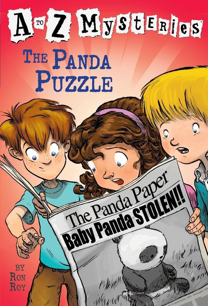 The Panda Puzzle als Taschenbuch