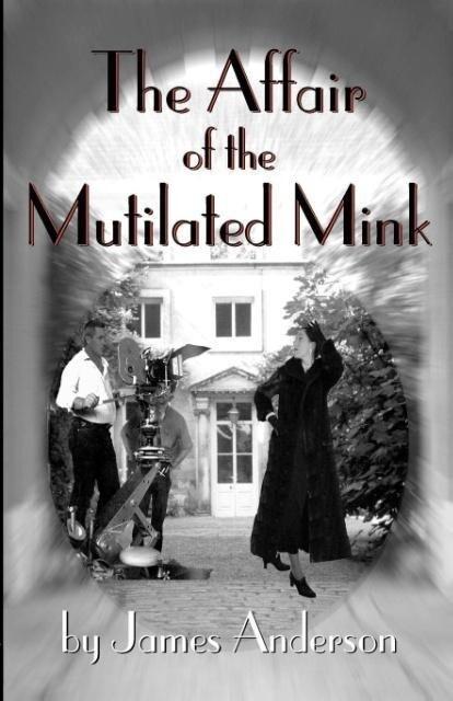 The Affair of the Mutilated Mink: An Inspector Wilkins Mystery als Taschenbuch