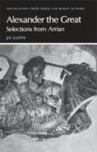 Arrian: Alexander the Great als Buch