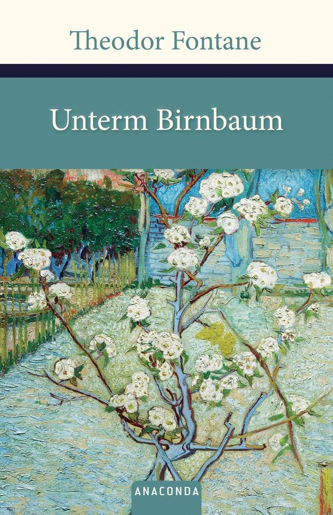 Unterm Birnbaum als Buch