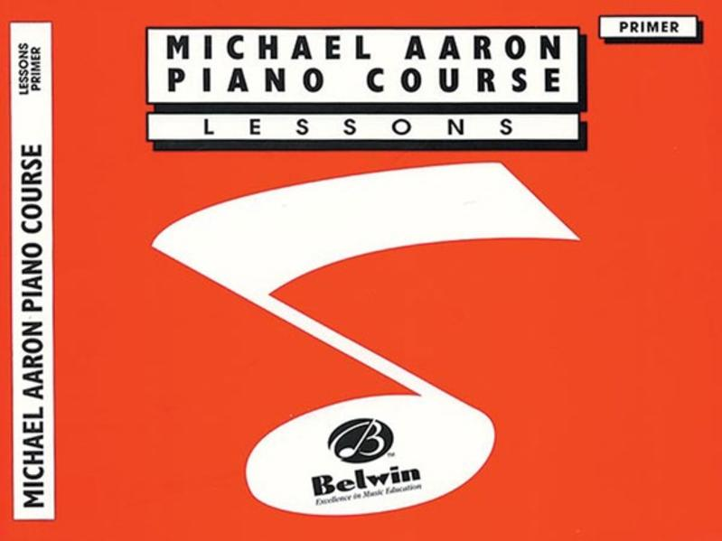 Michael Aaron Piano Course Lessons: Primer als Taschenbuch