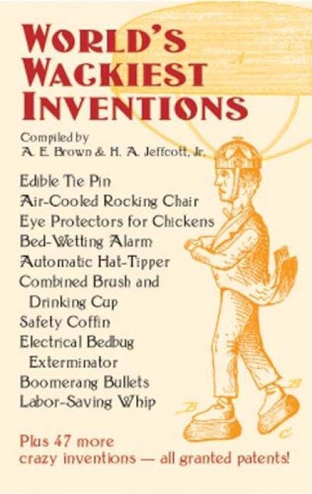 World's Wackiest Inventions als Taschenbuch