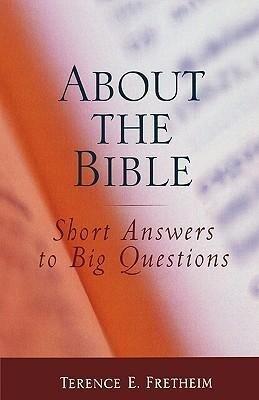 About the Bible als Taschenbuch