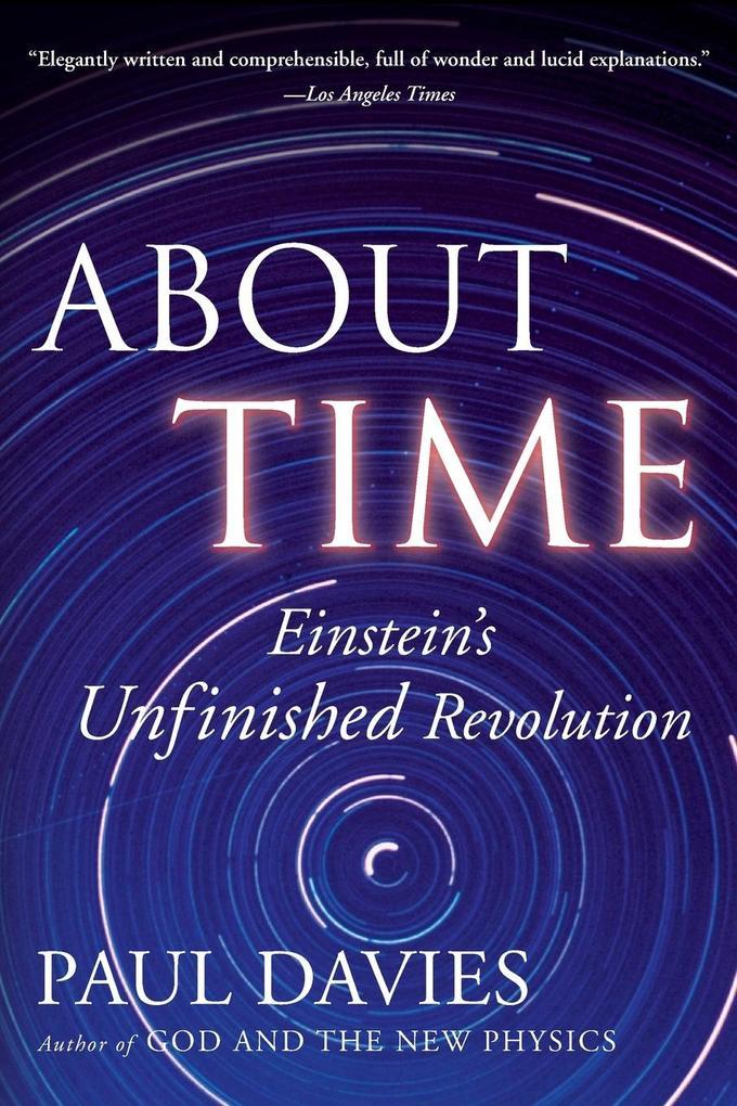 About Time: Einstein's Unfinished Revolution als Taschenbuch