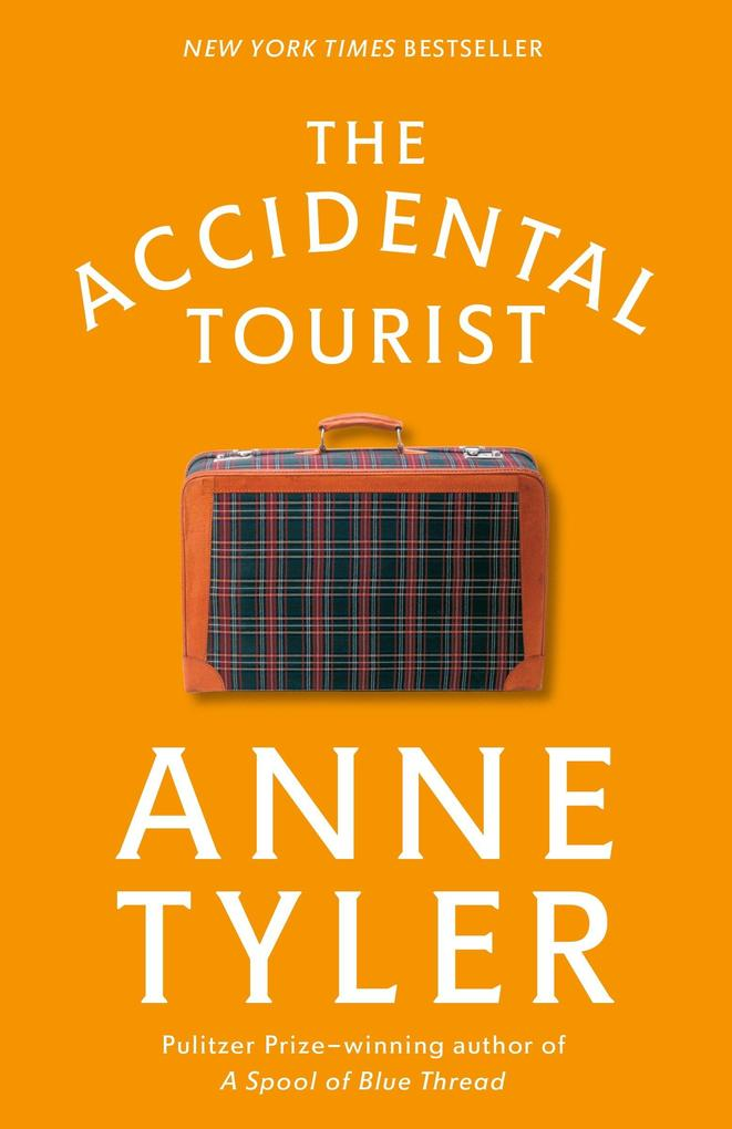 The Accidental Tourist als Buch