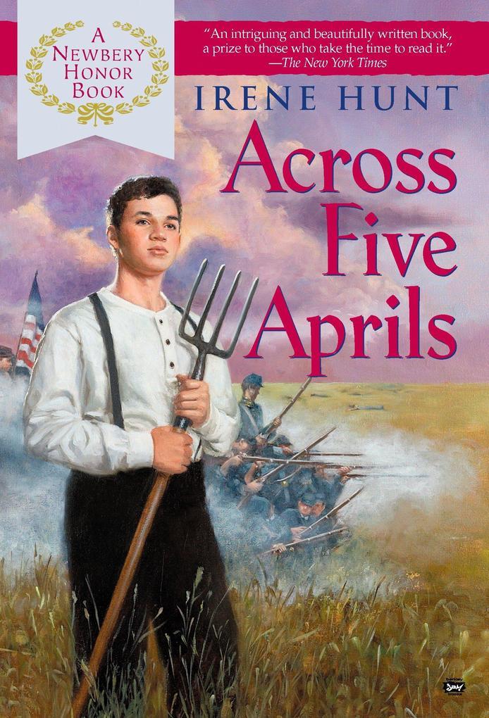 Across Five Aprils als Taschenbuch