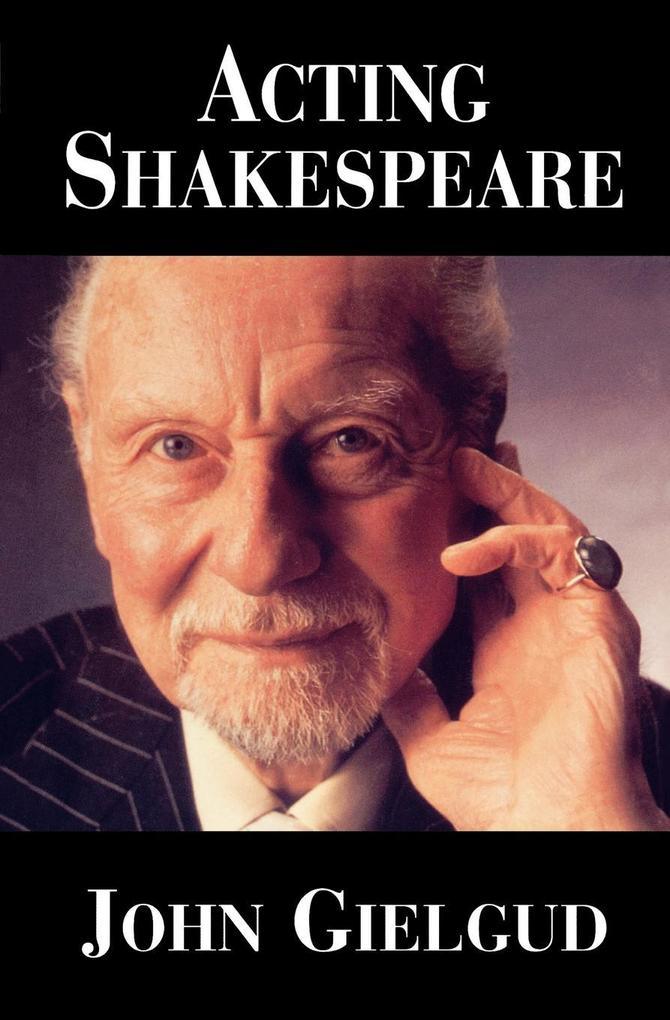 Acting Shakespeare als Taschenbuch
