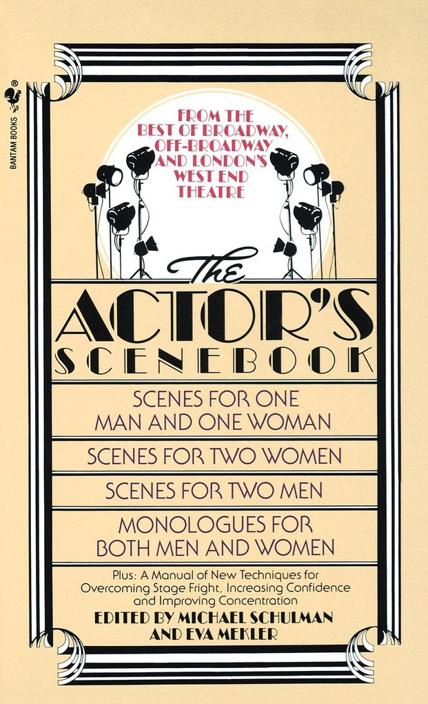 The Actor's Scenebook: Scenes and Monologues from Contemporary Plays als Taschenbuch