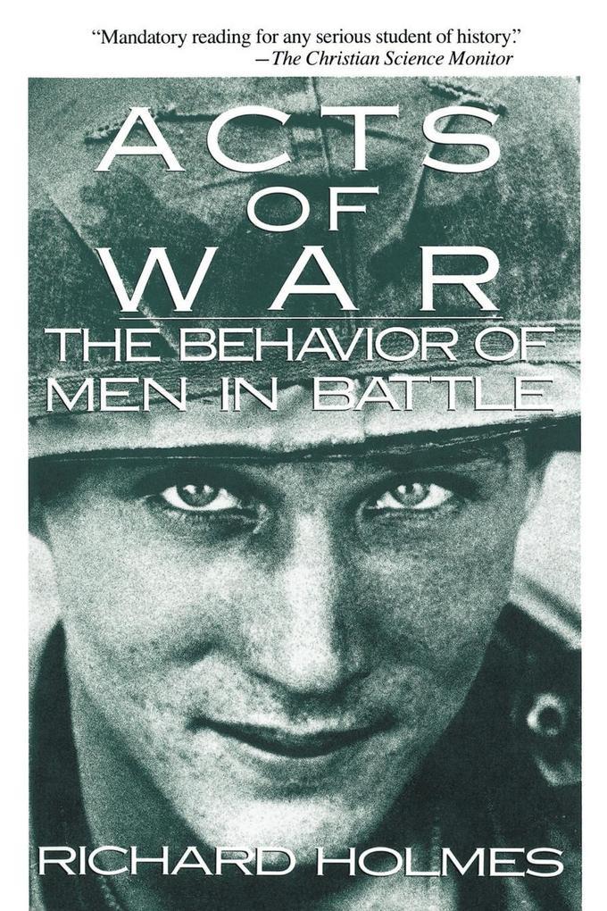 Acts of War als Taschenbuch