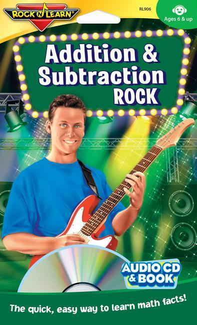 Addition & Subtraction Rock [With Book(s)] als Hörbuch