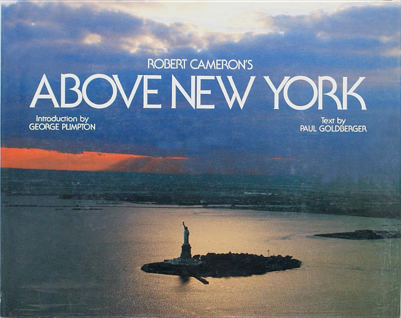 Above New York als Buch