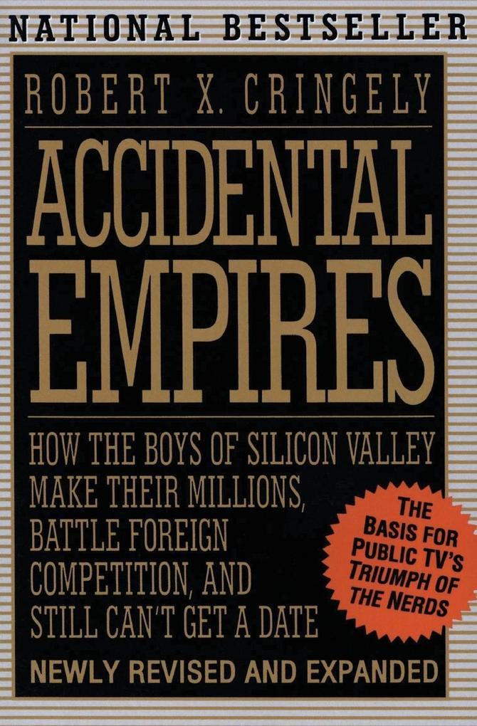 Accidental Empires als Taschenbuch