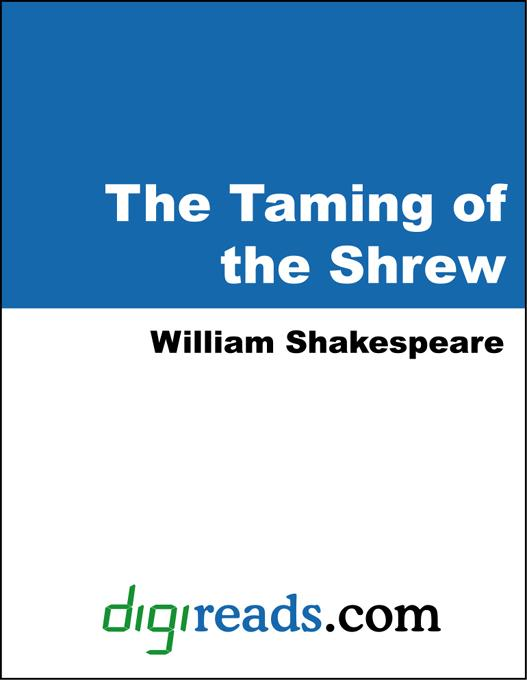 The Taming of the Shrew als eBook