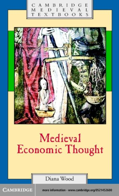Medieval Economic Thought