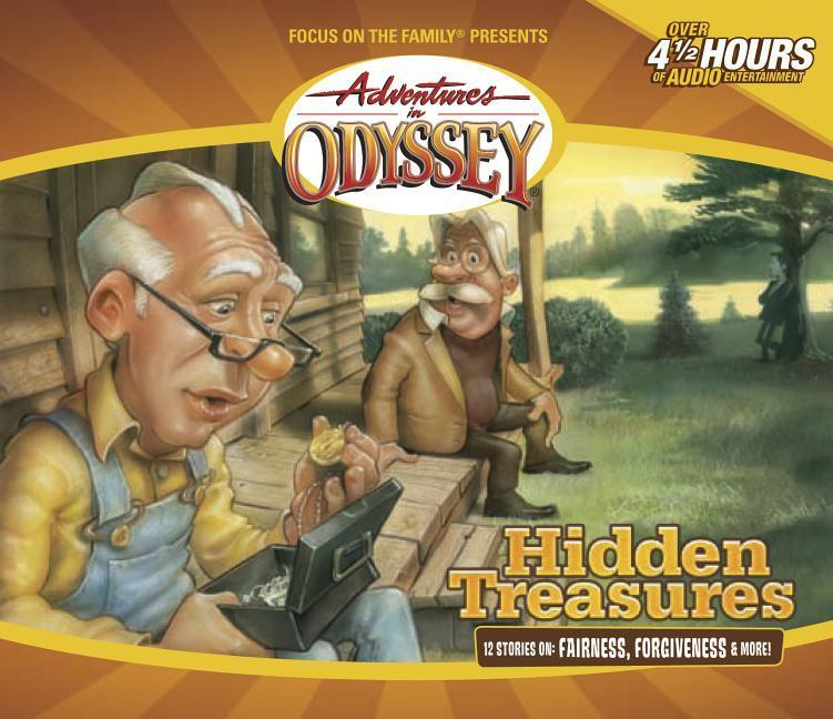 Hidden Treasures als Hörbuch