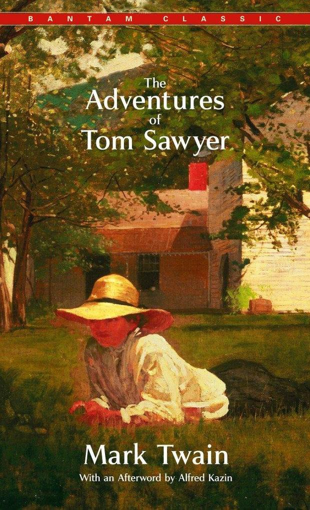 The Adventures of Tom Sawyer als Taschenbuch
