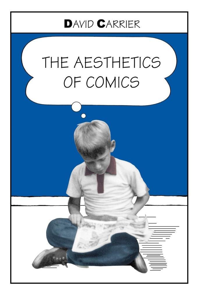 The Aesthetics of Comics als Taschenbuch