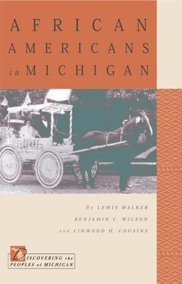 African Americans in Michigan als Taschenbuch