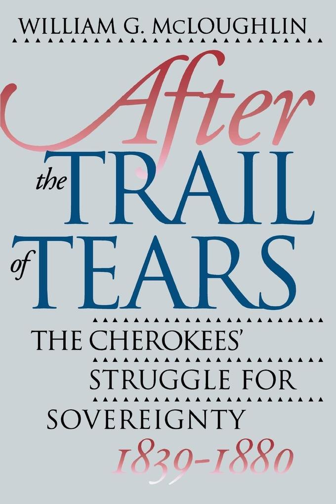 After the Trail of Tears als Taschenbuch