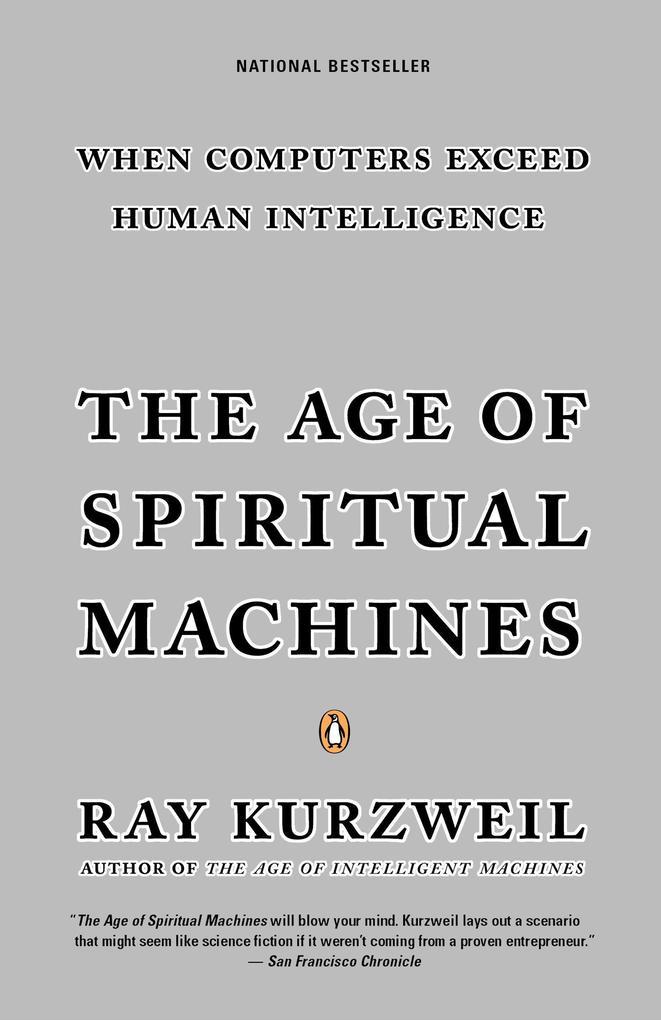 The Age of Spiritual Machines als Taschenbuch