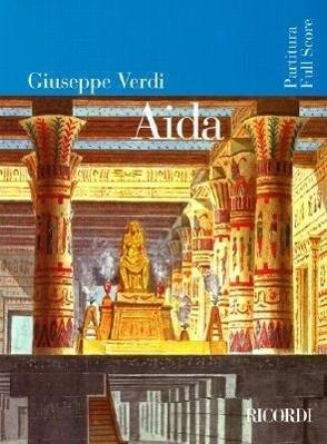 Aida: Full Score als Taschenbuch